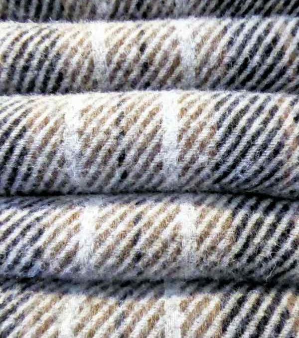 Natural colours, natural wool