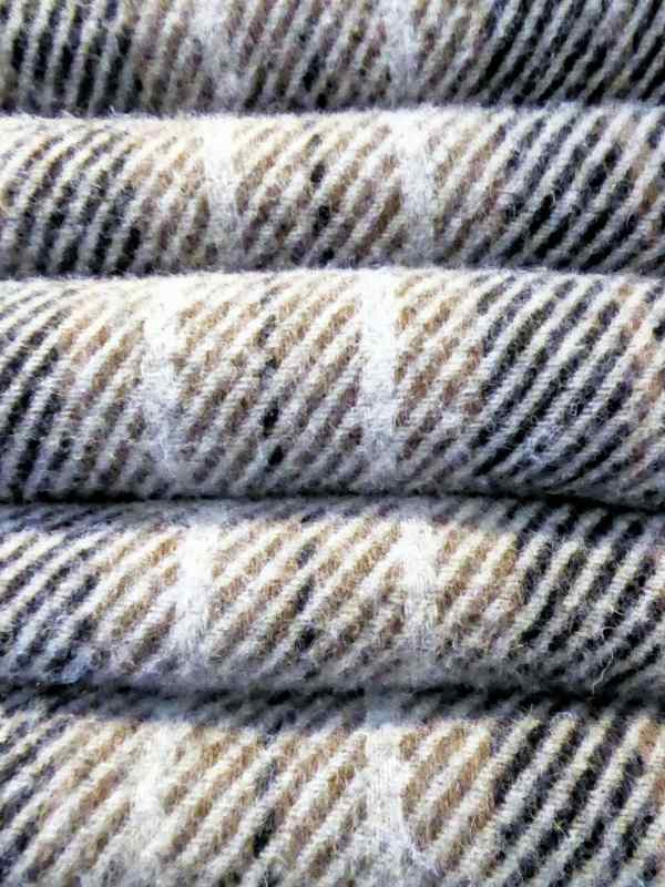 Natural colours, natural wool