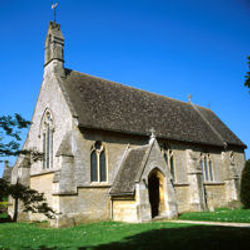 St Peter's Church, Filkins in The Land of the Twelve Churches