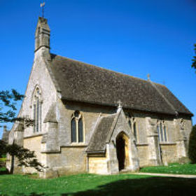 St Peters Filkins in the Land of the Twelve Churches in Shill Valley and Broadshire