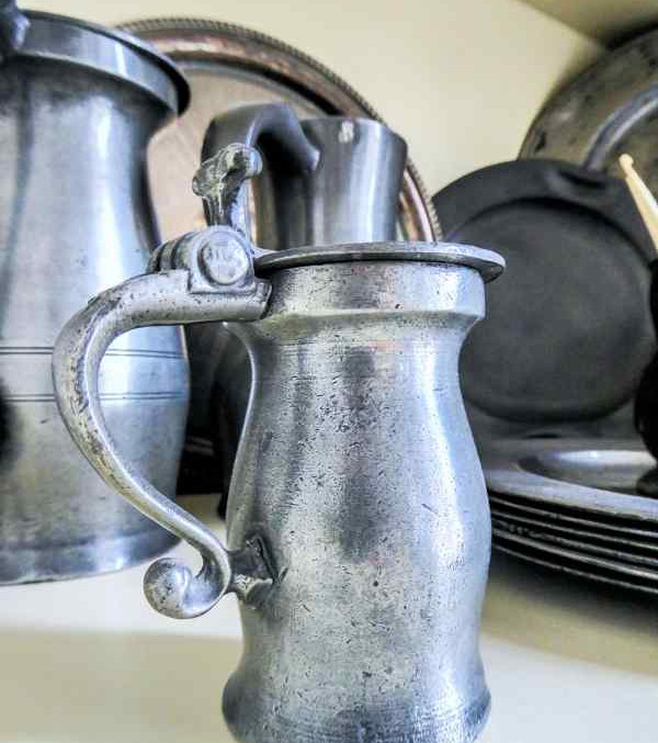 A tankard fit for a weaver