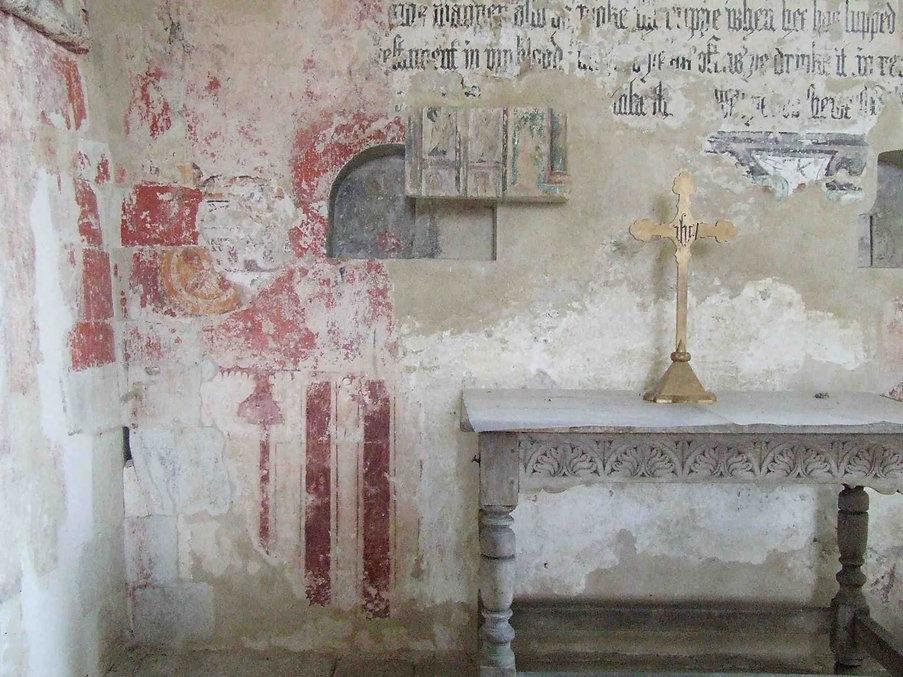 Inglesham Church poetry Benefice Shill Valley Broadshire Land of 12 churches