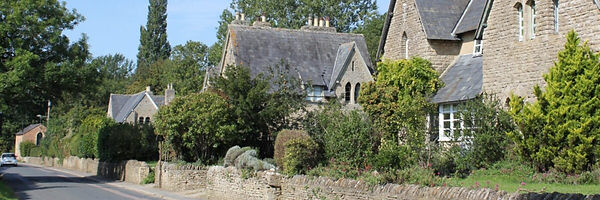 Black Bourton in The Land of the Twelve Churches