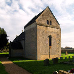St Peters Broughton Poggs in the Land of the Twelve Churches in Shill Valley and Broadshire
