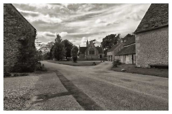 Holwell Church in The Land of The Twelve Churches