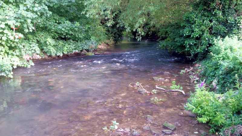 The lovely River Windrush