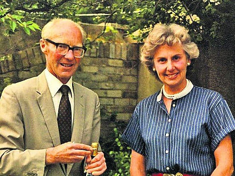 John and Susan Heyworth of Holwell in The Land of The Twelve Churches