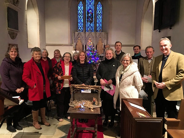 The Benefice Choir Benefice Shill Valley Broadshire Land of 12 churches