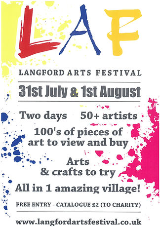 Langford Arts Festival in The Land of The Twelve Churches