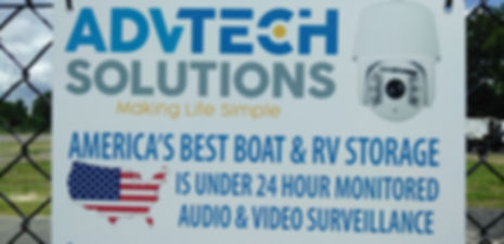 America's Best Boat & RV Storage camera system
