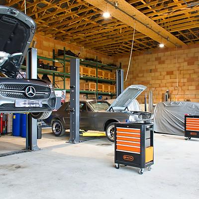 Garage Aurél Car pour Auto +