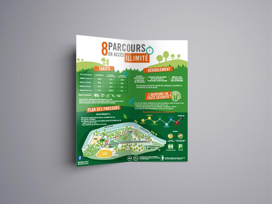 Papeterie Ecopark Adventures