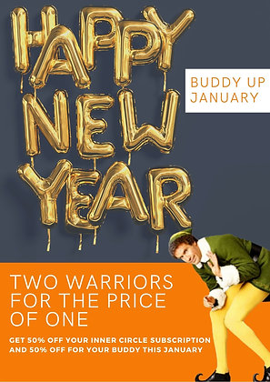 VOUCHER: Buddy up for January