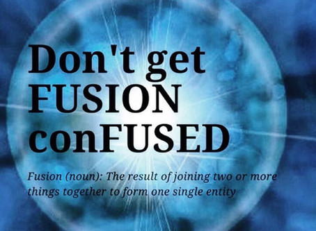 Don't get fusion conFUSED