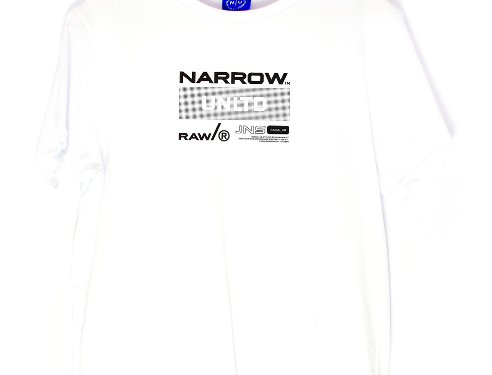 NARROW TM JR REG TEE