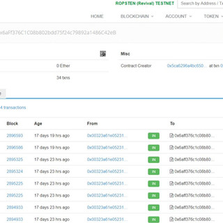 Etherscan Smart Contract