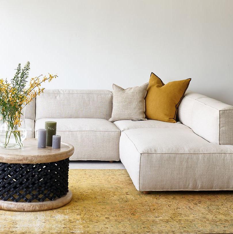 baker sofa & nysse chair
