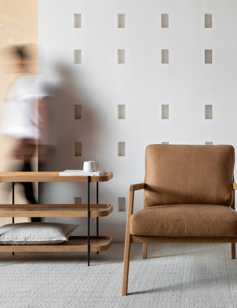 humla shelf & nysse chair