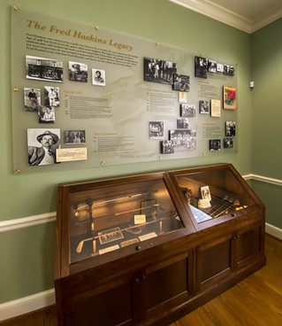 Haskins History
