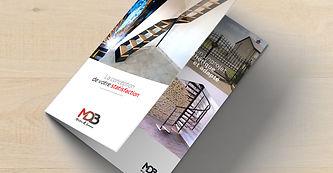Graphisme brochure Nantes