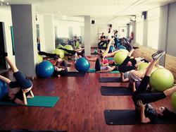 Pilates Post-Parto