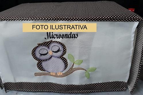 Capa Para Microondas - 30 Lts