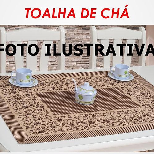 Toalha de Chá Tergal