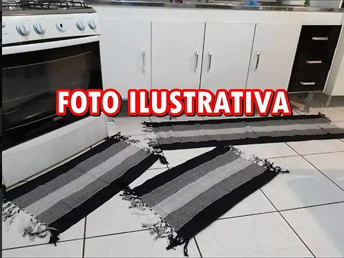 Kit Passadeira + Tapete(Sem Estampa)