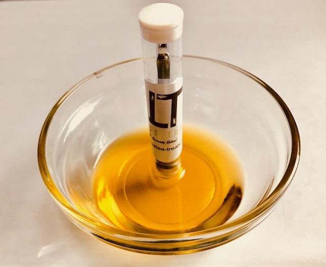 Cartridge in oil