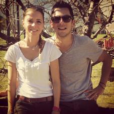 Giulia e Valerio Vescovi