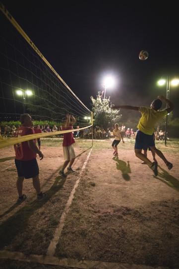 Street Volley