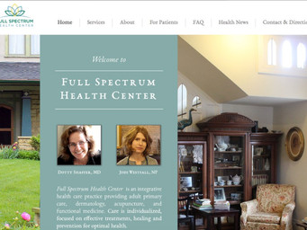 Full Spectrum Health Center is online