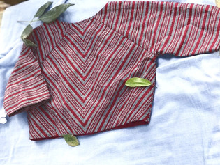 Striped Blouses - a luxurious trend