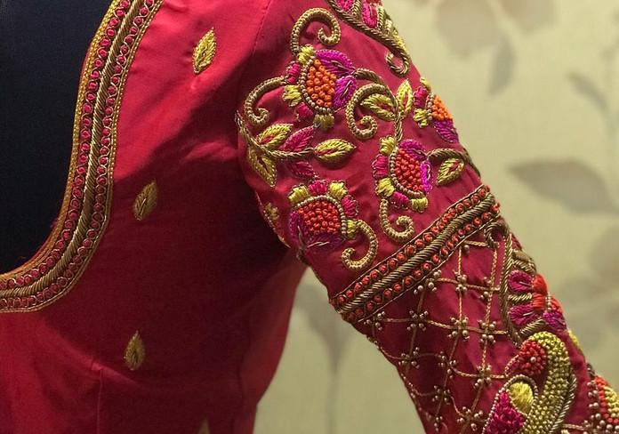 HW Bridal Multicolor threadwork.jpeg