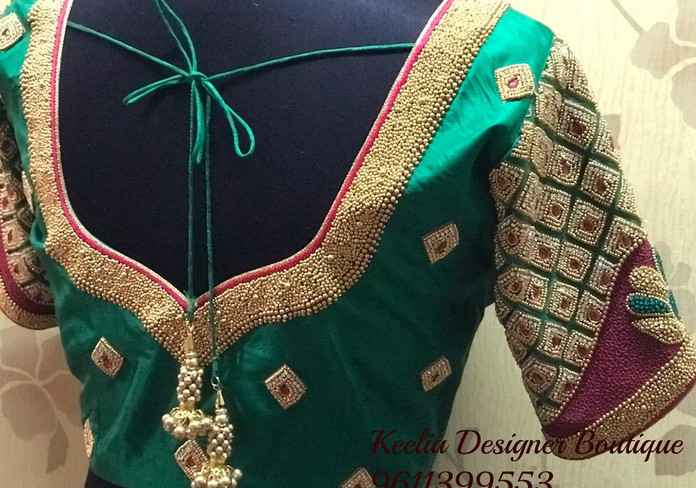 HW Bridal Green and red  beads.jpeg