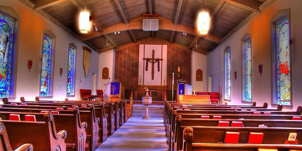 Seventh Sunday after Pentecost--Sunday, July 11, 2021 at 11:00 a.m., Traditional Worship