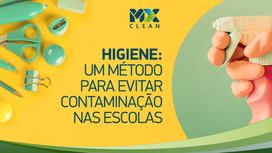 Higiene: um eficiente método para evitar contaminações nas escolas