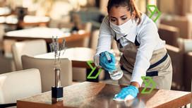 Limpeza profissional em restaurantes: entenda a importância