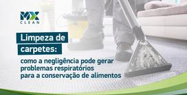 Limpeza de carpetes: como a negligência pode gerar problemas respiratórios