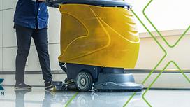 Como as lavadoras de pisos profissionais podem ajudar no seu negócio?