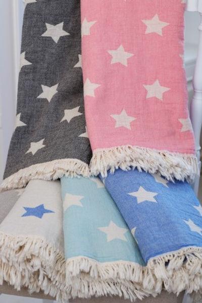 Cobertores Stars/ Edición Limitada