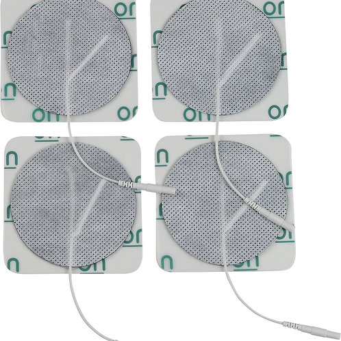 ROUNDPre Gelled TENS Unit Electrodes