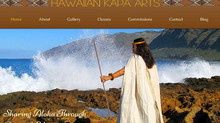 Hawaiian Kapa Arts launching soon