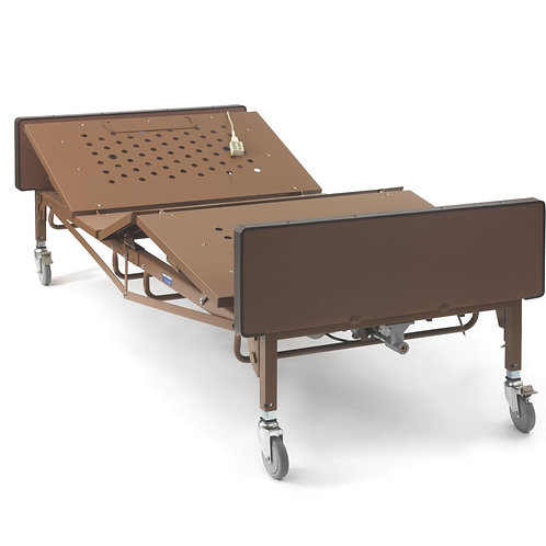 Medline - Bariatric Full-Electric Bed