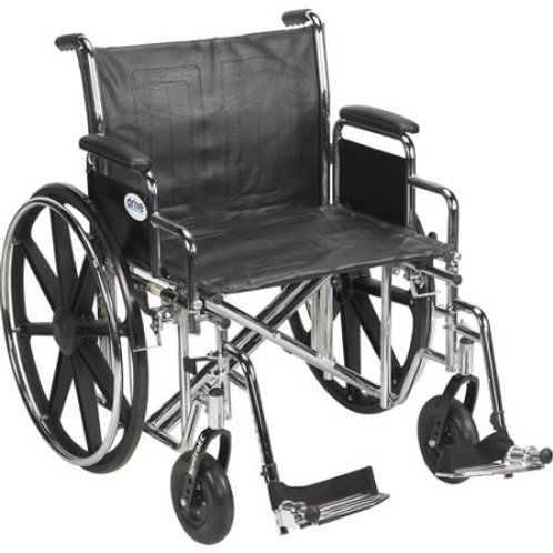 Bariatric Sentra EC Heavy-Duty Wheelchair