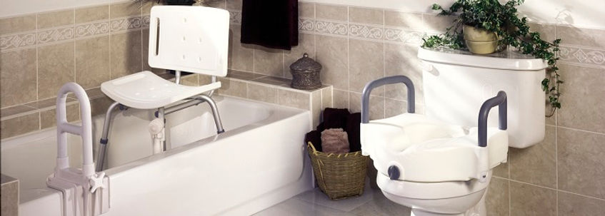 Bath Safety From Mission Medical Supply