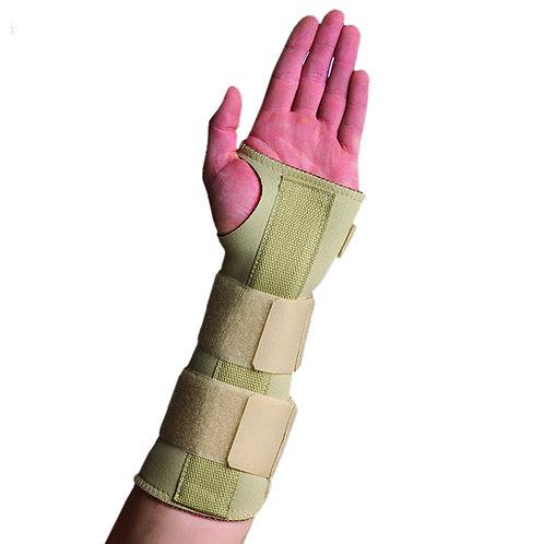 Thermoskin Wrist Forearm Splint, Beige, RIGHT