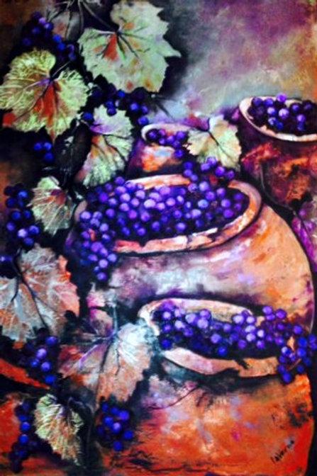 Grapes  40H X 30W