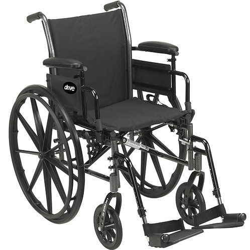 Cruiser III Wheelchair - K0003