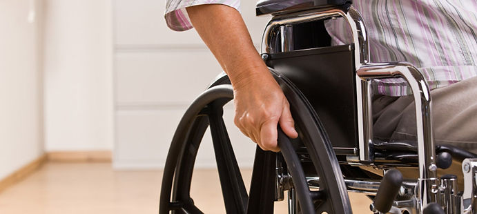 Wheelchairs from Mission Medical Supply
